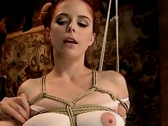 redhead tied and tortured 1 of 3