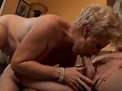 Granny and grandpa fucking good