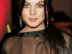 Lindsay Lohan Disrobed!