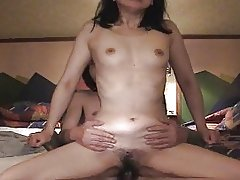 Korean Wife on Full Display fuck video
