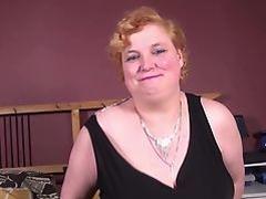 Real chubby mom-next-door needs a good fuck