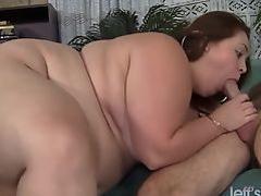 BBW Jayden Heart in hardcore sex