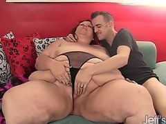 Redhead mature whore Sweet Cheaks gets fucked hard.