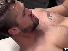 WIll Braun and Zane Anders go together on an anal expedition