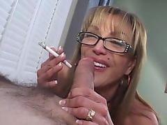 Cigarette Porn Tubes