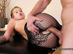 Arya fae gets fucking with cums and facials