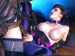Brazzers - Pornstars Like it Big - Oversnatch A XXX Parody s