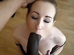 BBC Cums On Her