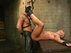 hunk punished before anal sex