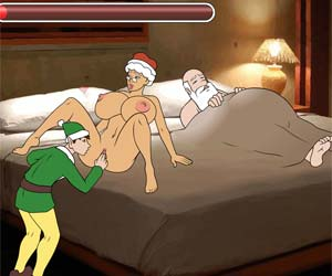 Unfaithful Mrs Claus