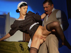 Jessyka Swan in The Enjoyment in Servitude