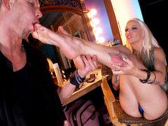 Stevie Shae in Showbiz Feet