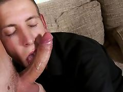paul fresh acquires his cock sucked by a infant twink