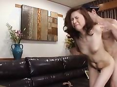 mature whore learns her place